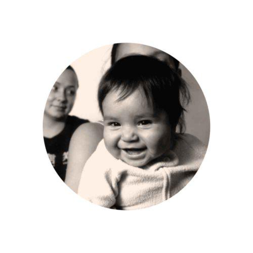 image of PEPS folder detail of baby