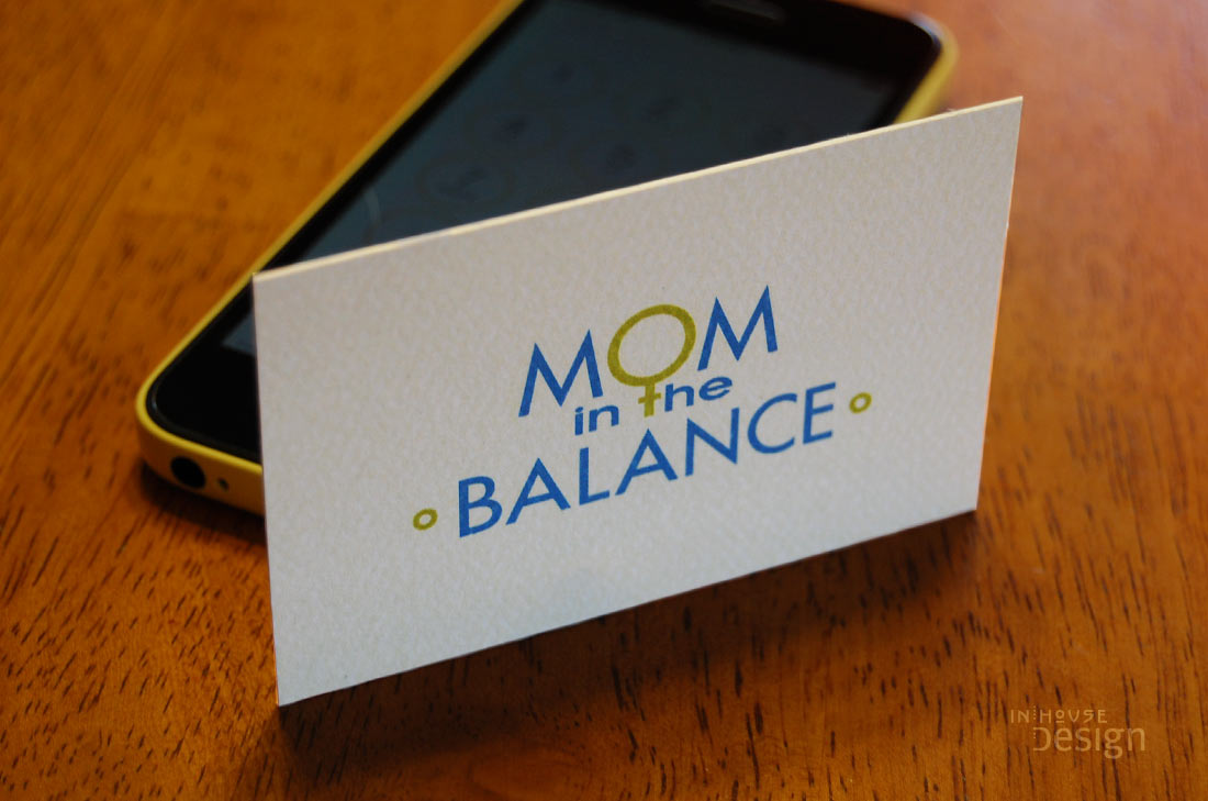 InHouse Design | Mom in the Balance