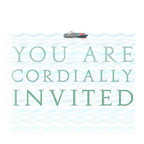 Image of retirement invitation
